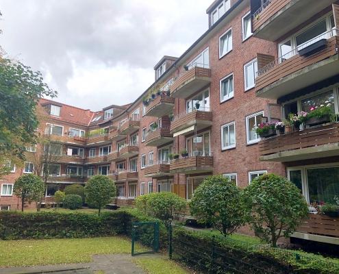 KG Alstertor Adolph-Schönfelder-Straße 59-65 / Bethovenstaße 70-72 -01